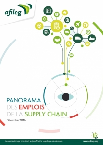 Panorama emplois supply chain - Décembre 2016